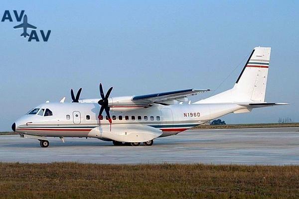 CASA CN 235 PrivateFly AA1479 - Charter a CASA CN-235 - Аренда