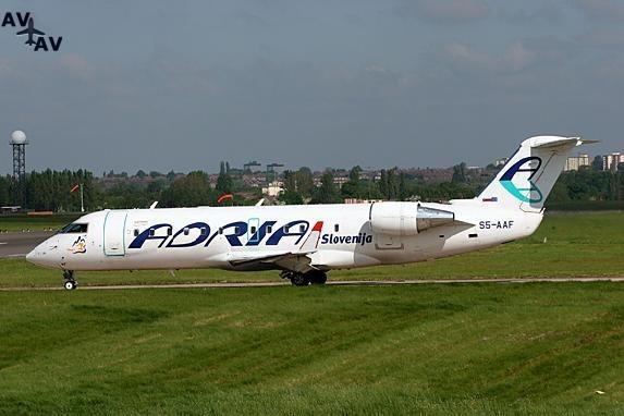 Canadair Regional Jet CRJ200 PrivateFly AA1541 - Charter a Canadair Regional Jet CRJ200 - Аренда