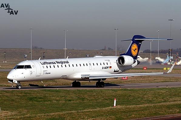 Canadair Regional Jet CRJ700 PrivateFly AA1453 - Charter a Canadair Regional Jet CRJ700 - Аренда