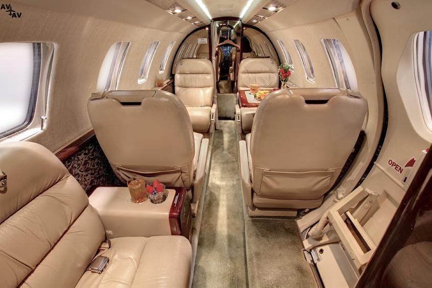 Cessna C525 Citation CJ1 PrivateFly AB1073 - ЗАФРАХТОВАТЬ Cessna C525 CITATION CJ1 - Аренда