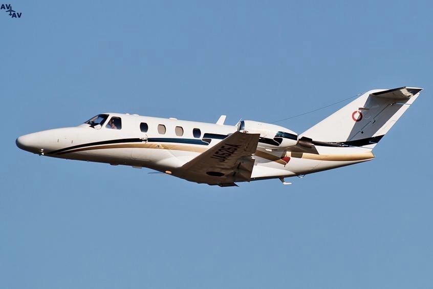 Cessna C525 Citation CJ1 PrivateFly AB1074 - ЗАФРАХТОВАТЬ Cessna C525 CITATION CJ1 - Аренда