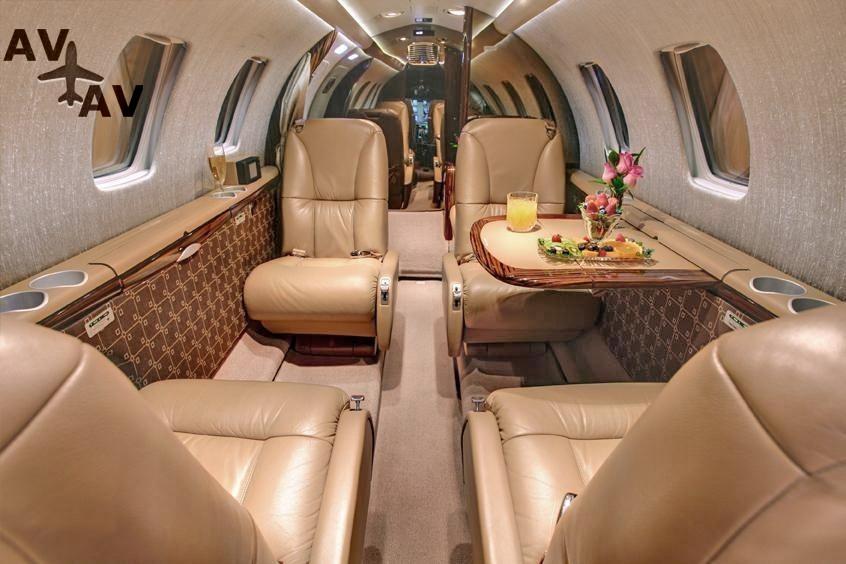 Cessna C525 Citation CJ1 PrivateFly AB1075 - ЗАФРАХТОВАТЬ Cessna C525 CITATION CJ1 - Аренда