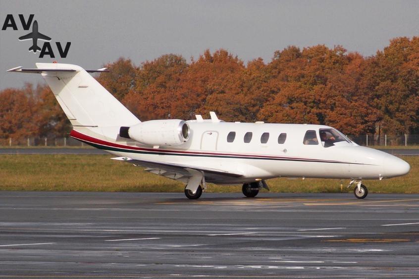 Cessna C525 Citation CJ1 PrivateFly AB1076 - ЗАФРАХТОВАТЬ Cessna C525 CITATION CJ1 - Аренда