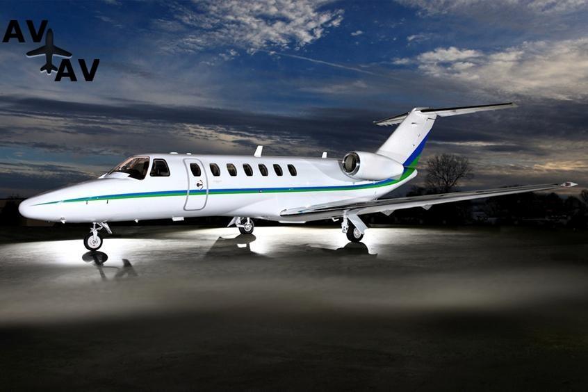 Cessna C525 Citation CJ3 PrivateFly AA9979 - Charter a Cessna C525 Citation CJ3 - Аренда