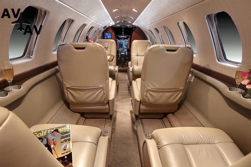 Cessna C525 Citation CJ3 PrivateFly AA9980 - Charter a Cessna C525 Citation CJ3 - Аренда