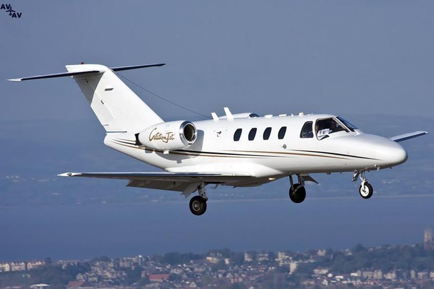 Cessna C525 Citation PrivateFly AB1071 - Charter a Cessna C525 Citation - Аренда