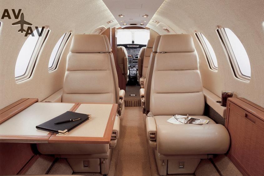 Cessna C550 Citation II IISP S PrivateFly AB1078 - ЗАФРАХТОВАТЬ CESSNA C550 CITATION II / IISP / S - Аренда