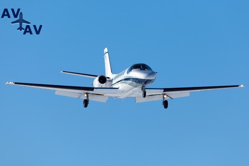 Cessna C550 Citation II IISP S PrivateFly AB1079 - ЗАФРАХТОВАТЬ CESSNA C550 CITATION II / IISP / S - Аренда