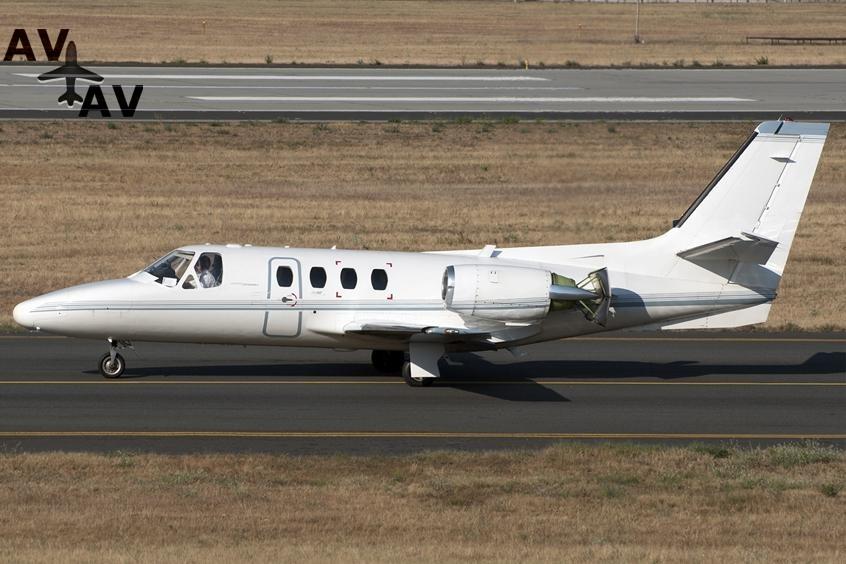 Cessna Citation I PrivateFly AB1034 - Аренда Cessna C500 Citation - Аренда