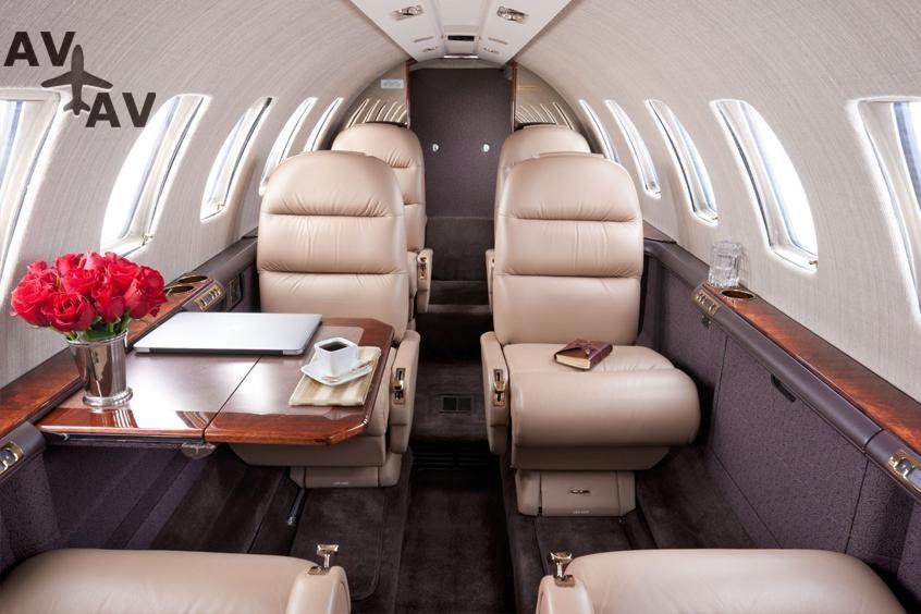 Cessna Citation I PrivateFly AB1035 - Аренда Cessna C500 Citation - Аренда
