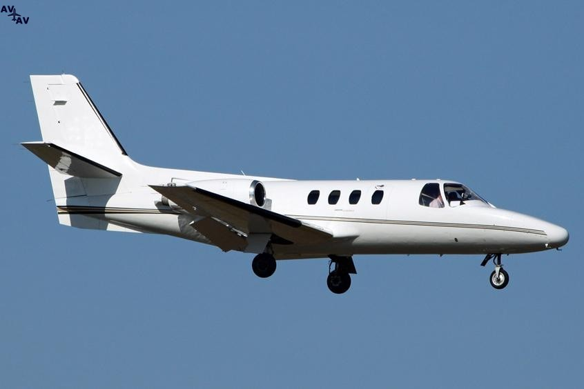 Cessna Citation I PrivateFly AB1036 - Аренда Cessna C500 Citation - Аренда