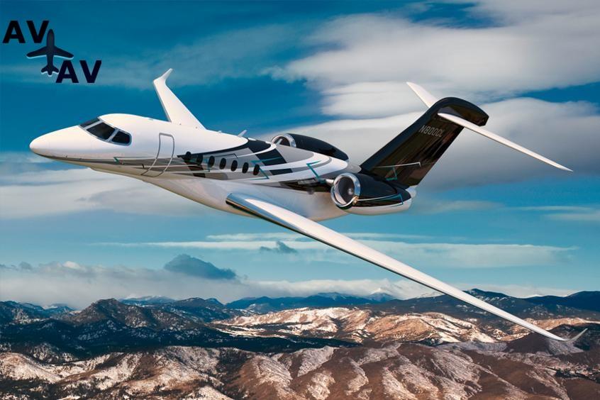 Cessna Citation Longitude PrivateFly AA9631 - Cessna Citation Longitude - Аренда