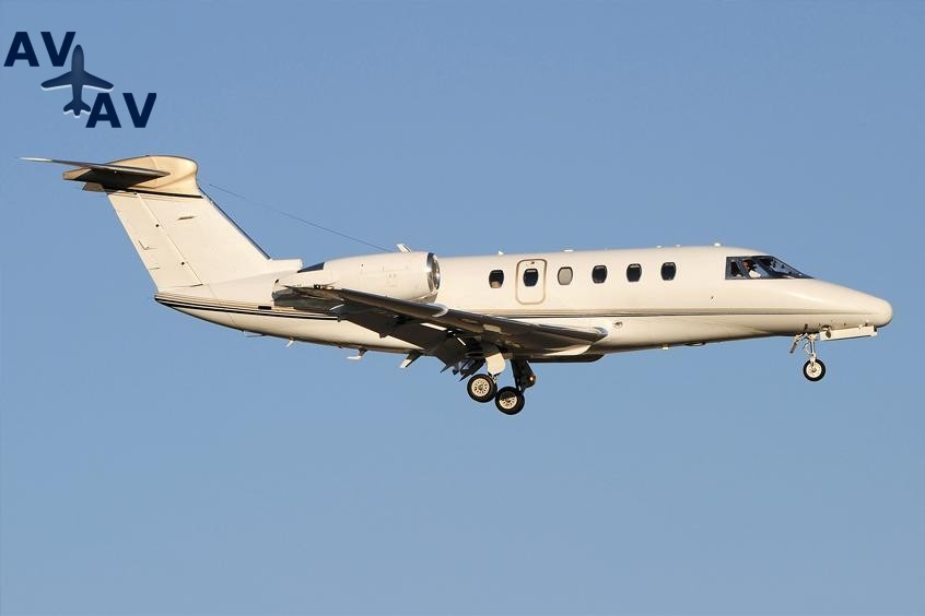 Citation III PrivateFly AA9880 - Charter a Citation III - Аренда