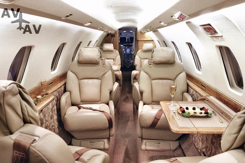 Citation III PrivateFly AA9883 - Charter a Citation III - Аренда