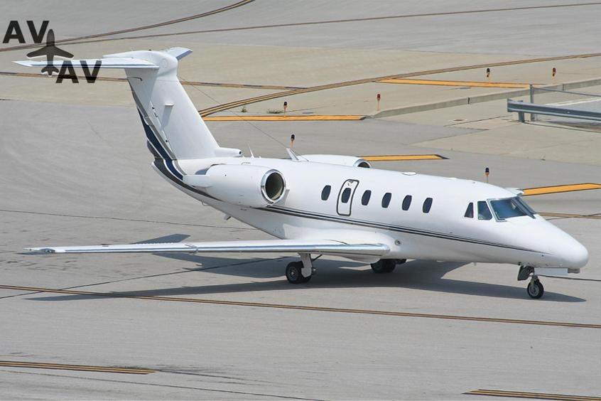 Citation III PrivateFly AA9884 - Charter a Citation III - Аренда