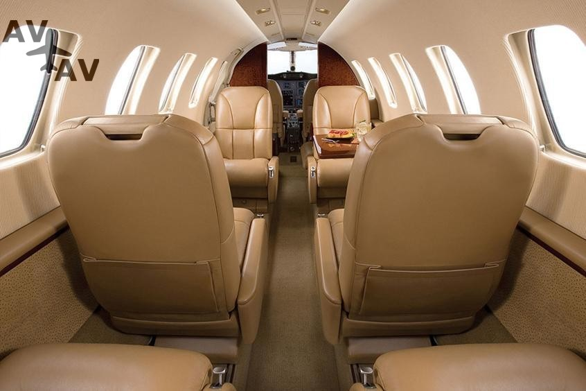 Citation Ultra PrivateFly AB1085 - Charter a Citation Ultra - Аренда