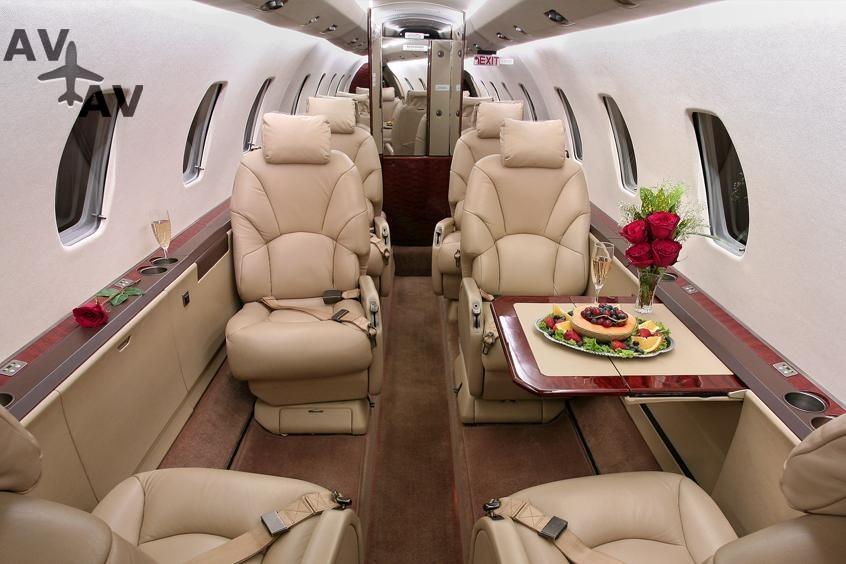 Citation XL PrivateFly AA9905 - Charter a Citation XL - Аренда