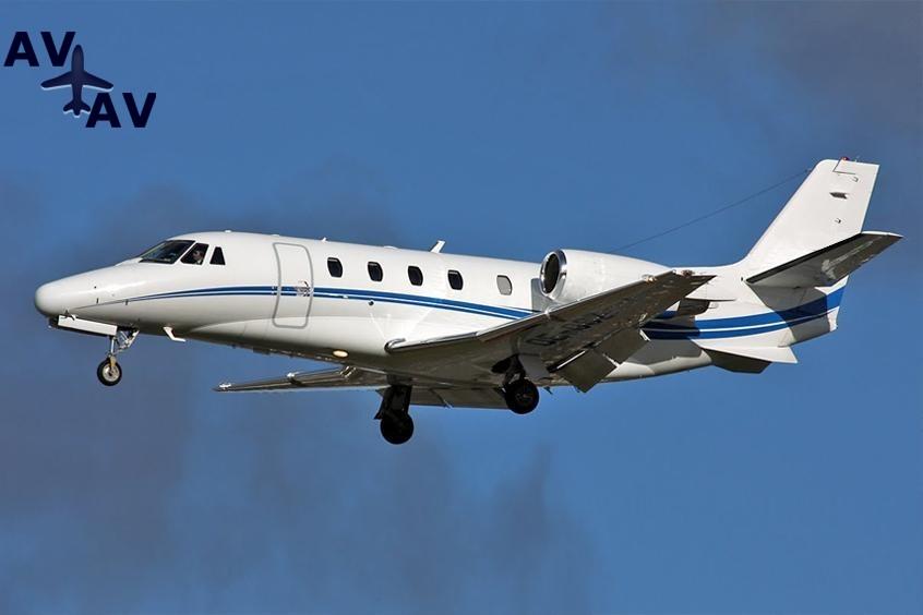 Citation XL PrivateFly AA9906 - Charter a Citation XL - Аренда