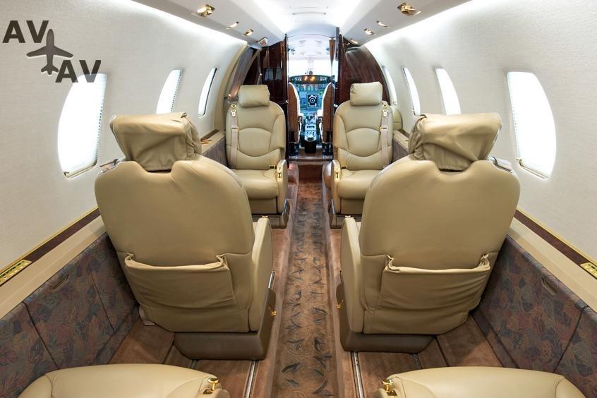 Citation XL PrivateFly AA9907 - Charter a Citation XL - Аренда