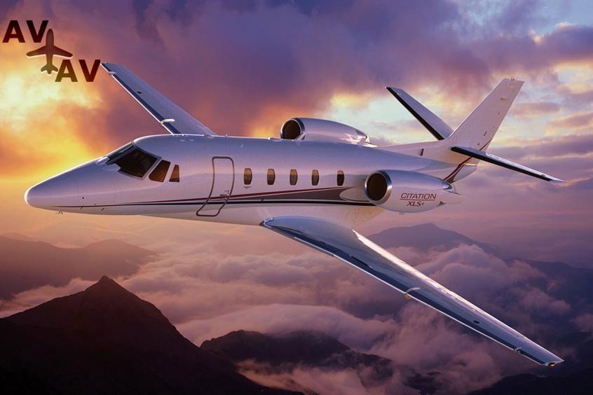 Citation XLS Plus PrivateFly AB8859 - Зафрахтовать Citation XLS+