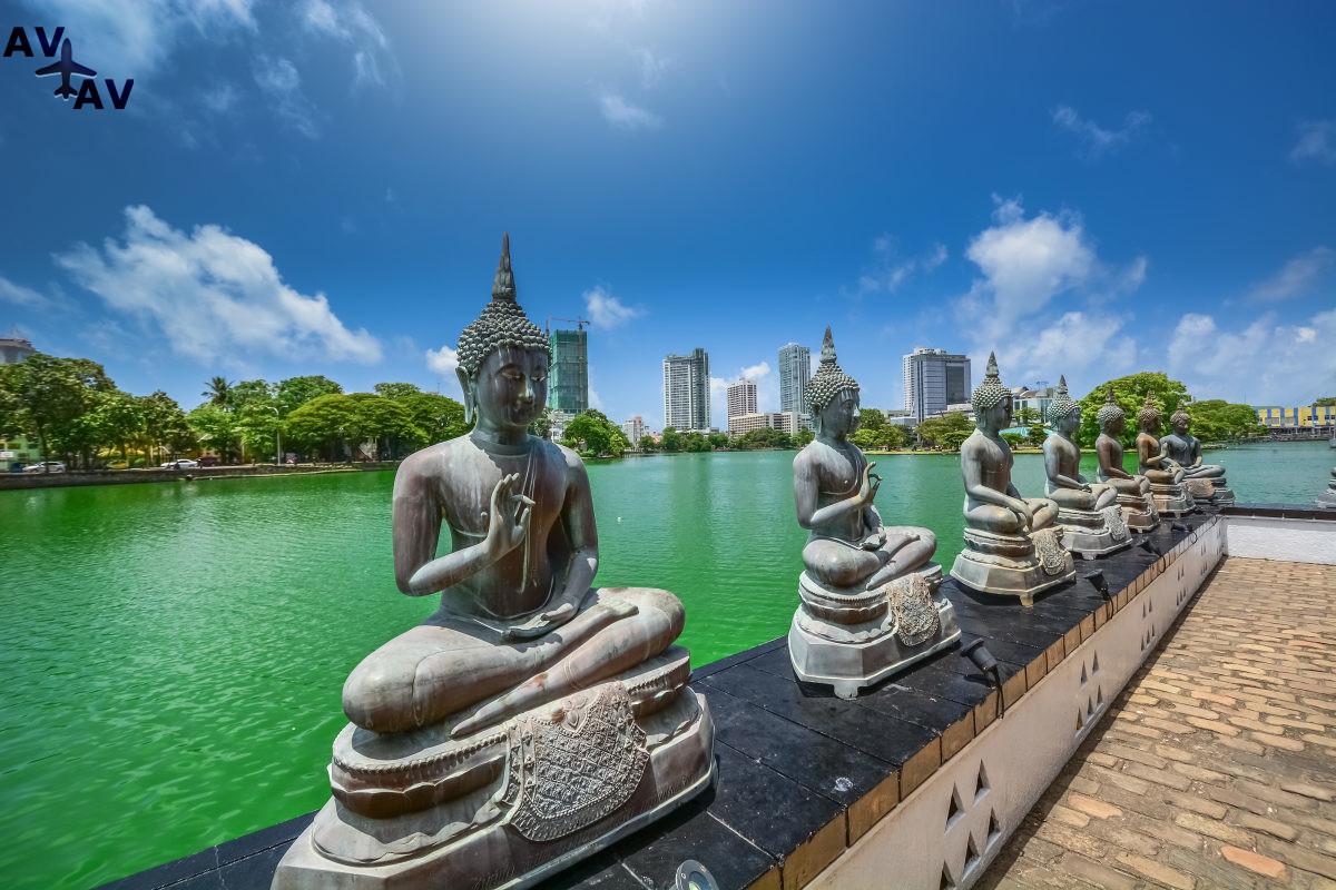 Colombo Sri Lanka - Путешествие на Шри-Ланку