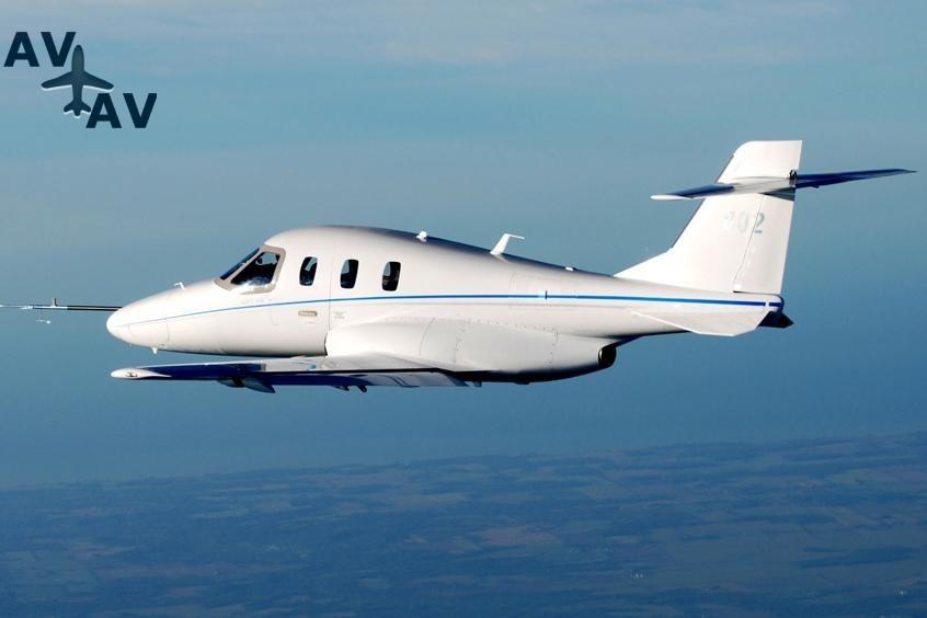 D Jet PrivateFly AB1025 - Чартер самолета D-Jet