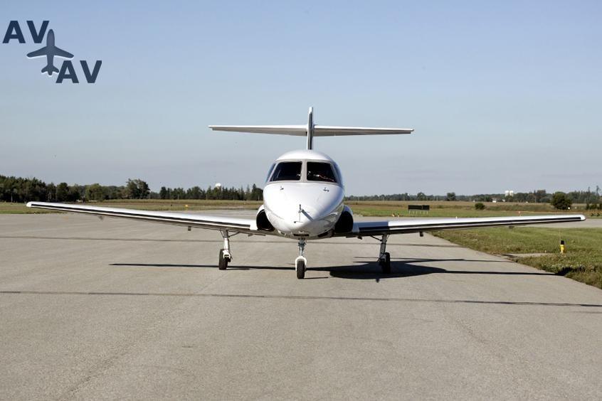 D Jet PrivateFly AB1026 - Чартер самолета D-Jet