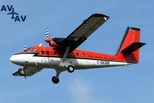 De Havilland DHC 6 Twin Otter PrivateFly AA1459 - Charter a De Havilland DHC-6 Twin Otter - Аренда