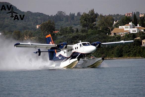 De Havilland DHC 6 Twin Otter PrivateFly AA1506 - Charter a De Havilland DHC-6 Twin Otter - Аренда