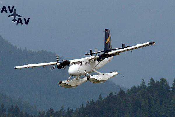 De Havilland DHC 6 Twin Otter PrivateFly AA1538 - Charter a De Havilland DHC-6 Twin Otter - Аренда