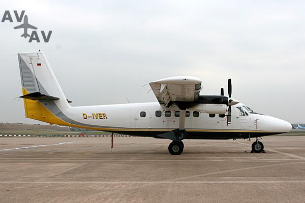 De Havilland DHC 6 Twin Otter PrivateFly AA5877 - Charter a De Havilland DHC-6 Twin Otter - Аренда