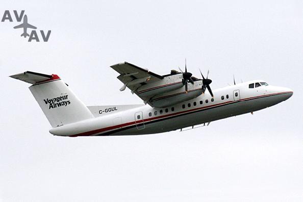 De Havilland DHC 7 PrivateFly AA1442 - Charter a De Havilland DHC-7 - Аренда