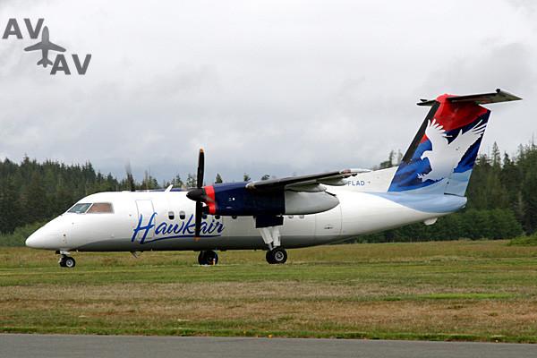 De Havilland DHC 8 100 200 PrivateFly AA1443 - Charter a De Havilland DHC-8 100/200 - Аренда