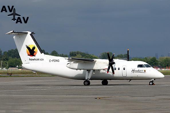 De Havilland DHC 8 100 200 PrivateFly AA1480 - Charter a De Havilland DHC-8 100/200 - Аренда
