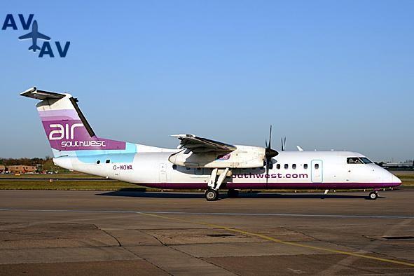 De Havilland DHC 8 300 PrivateFly AA1568 - Charter a De Havilland DHC-8 300 - Аренда