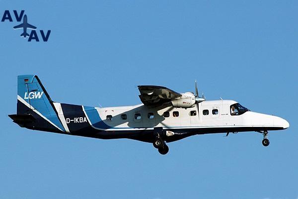 Dornier 228 PrivateFly AA1535 - Charter a Dornier 228 - Аренда