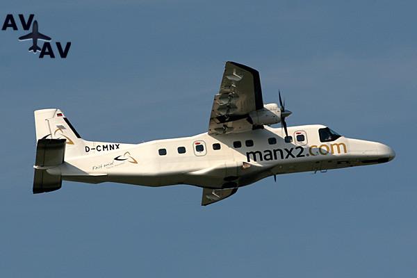 Dornier 228 PrivateFly AA1553 - Charter a Dornier 228 - Аренда