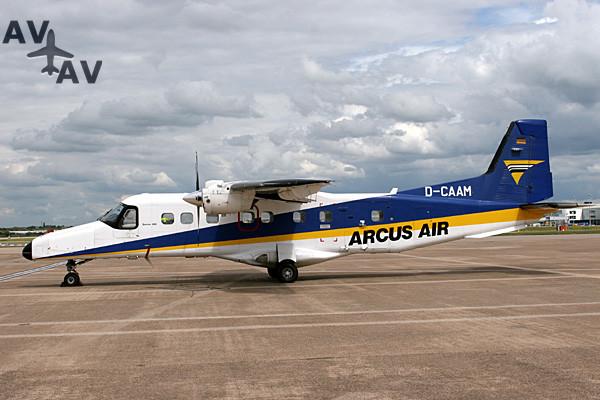 Dornier 228 PrivateFly AA5876 - Charter a Dornier 228 - Аренда