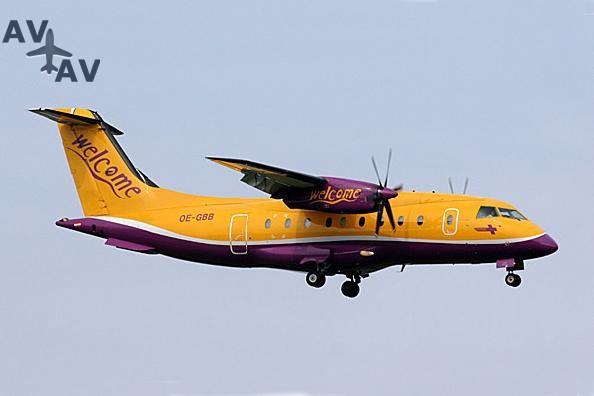 Dornier 328 PrivateFly AA1558 - Charter a Dornier 328 - Аренда