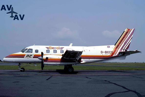 EMB 110 Bandeirante PrivateFly AA1498 - Charter a EMB 110 Bandeirante - Аренда