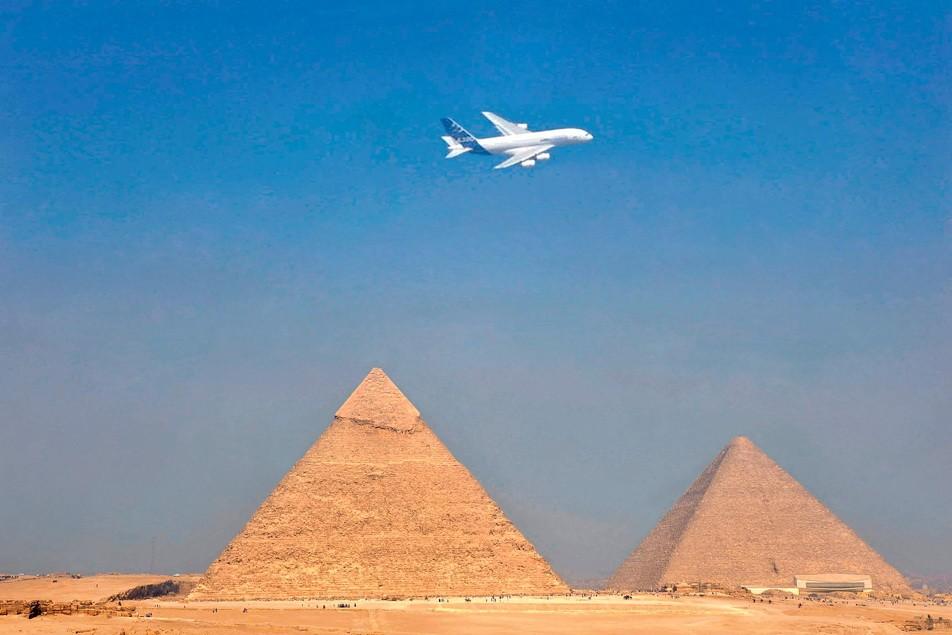 Egipet samolet - Подписание меморандума о возобновлении полетов в Египет состоится в пятницу