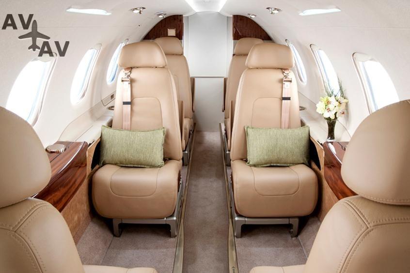 Embraer Phenom 100 - звезда бразильского авиастроения