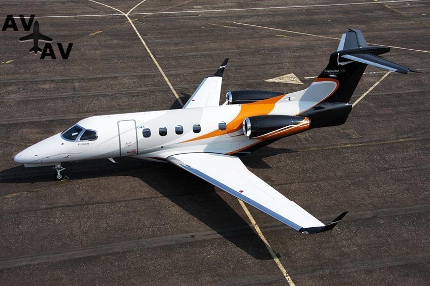 Embraer Phenom 300 PrivateFly AB1008 - Выбор бизнес-джета в диапазоне цен от 4 до 6 млн долларов