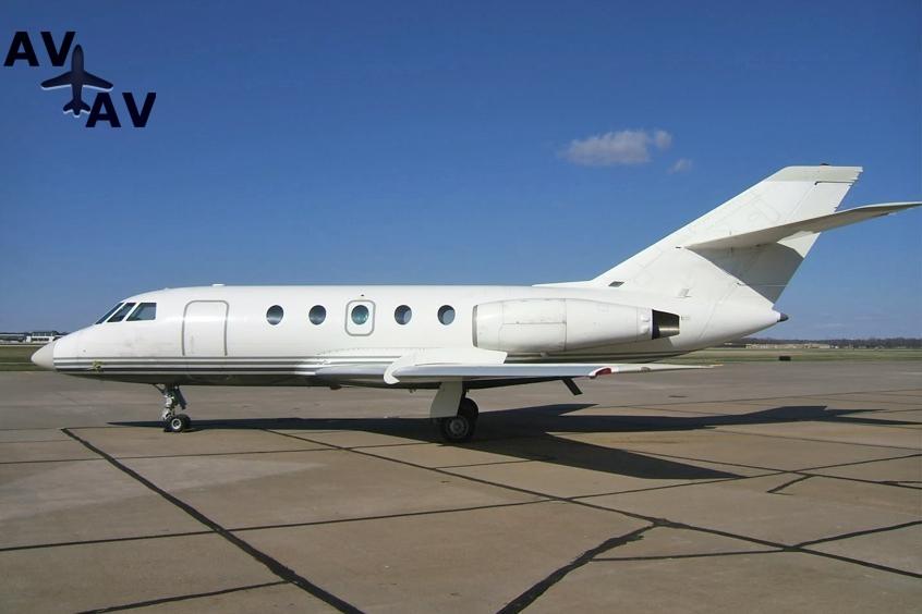 Falcon 20 200 PrivateFly AA9867 - Charter a Falcon 20 / 200 - Аренда