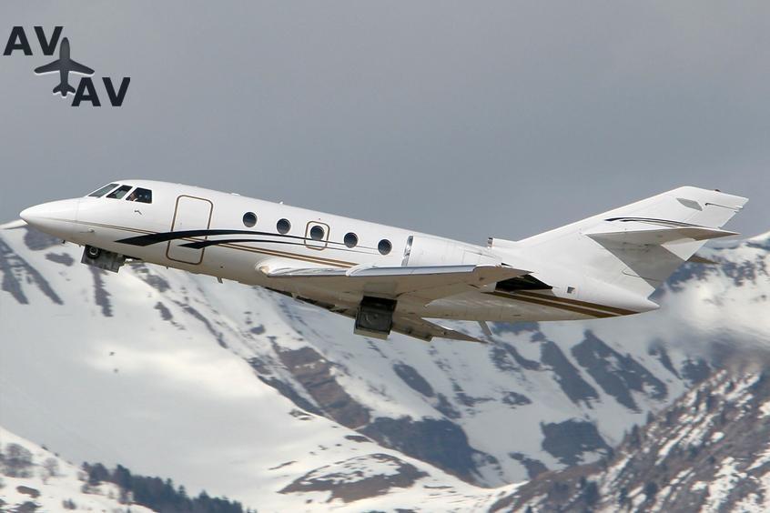 Falcon 20 200 PrivateFly AA9871 - Charter a Falcon 20 / 200 - Аренда