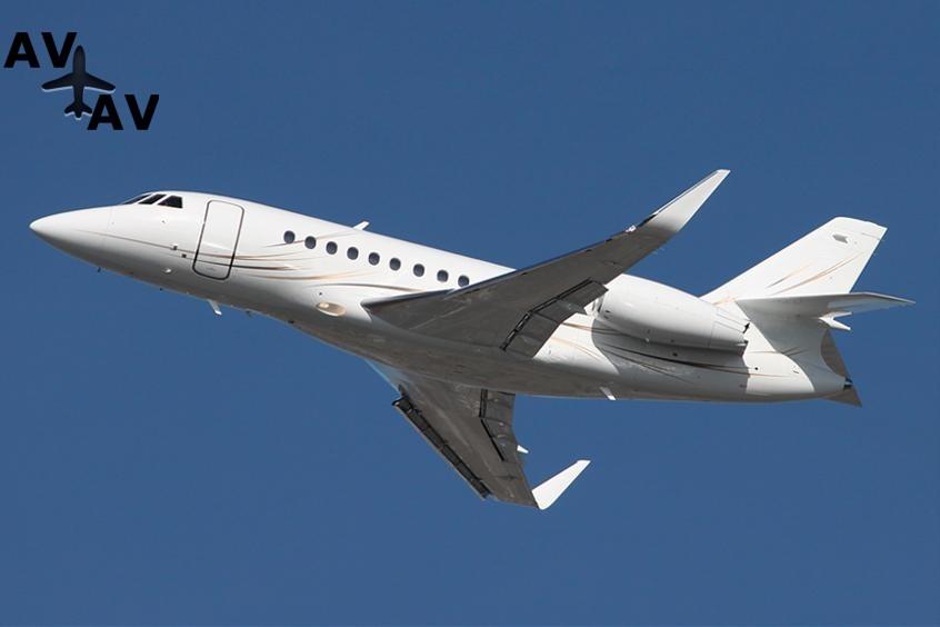 Falcon 2000LX PrivateFly AA9713 - Charter a Falcon 2000LX - Аренда
