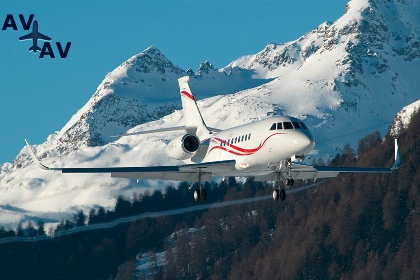 Falcon 2000LX PrivateFly AA9715 - Charter a Falcon 2000LX - Аренда