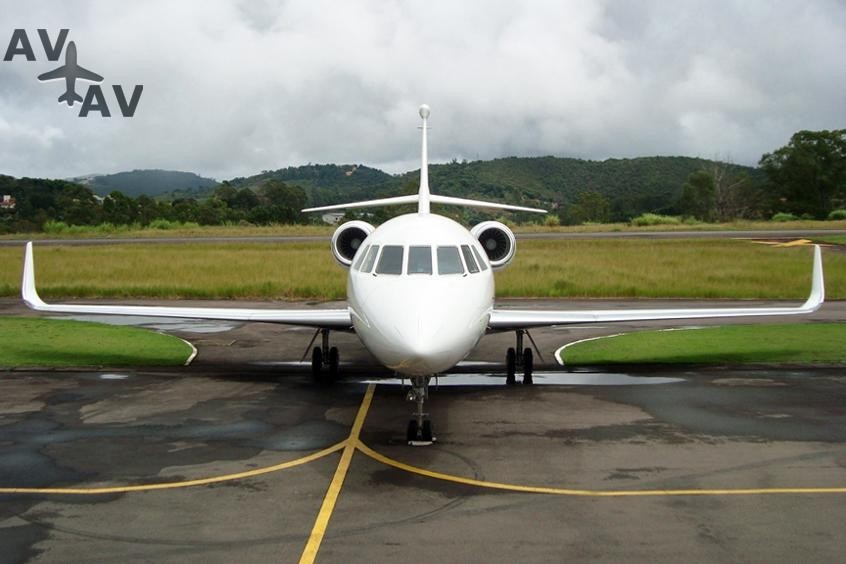 Falcon 2000LX PrivateFly AA9717 - Charter a Falcon 2000LX - Аренда