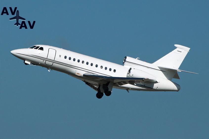 Falcon 900 900EX PrivateFly AA9730 - Charter a Falcon 900 / 900EX - Аренда