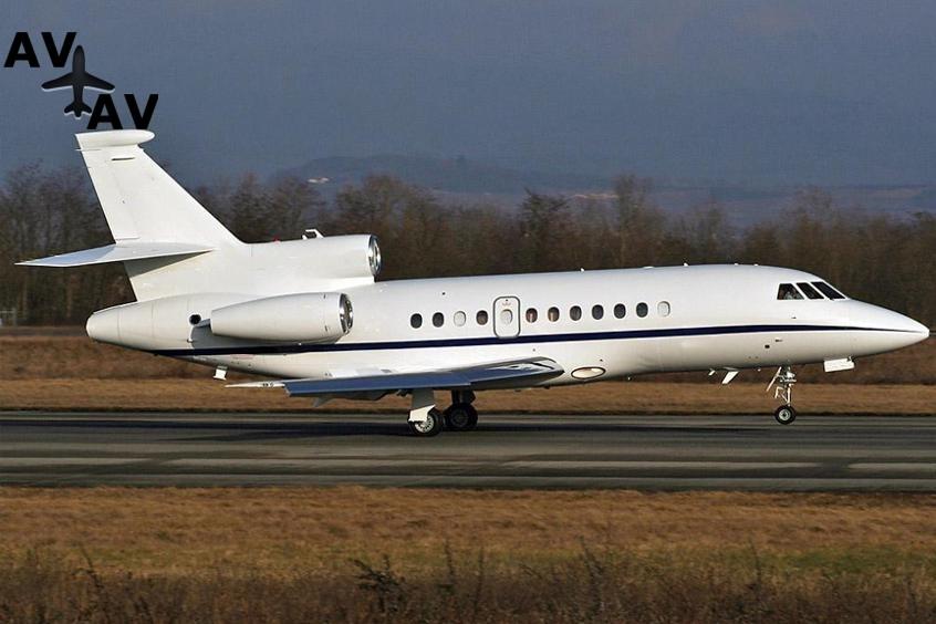 Falcon 900 900EX PrivateFly AA9732 - Charter a Falcon 900 / 900EX - Аренда